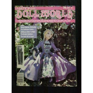 National Doll World Magazine March/April 1978, Volume 2 Number 1 Editors of National Doll World Magazine Books