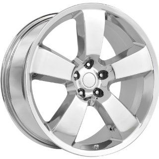 Strada Replicas 119 20 Chrome Wheel / Rim 5x115 with a 20mm Offset and a 71.5 Hub Bore. Partnumber 119C 299020 Automotive