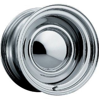 Pacer Smoothie 15x7 Chrome Wheel / Rim 6x5.5 with a 3mm Offset and a 108.70 Hub Bore. Partnumber 03C 5760P Automotive
