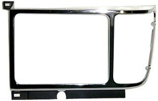OE Replacement Ford Aerostar Passenger Side Headlight Door (Partslink Number FO2513138) Automotive