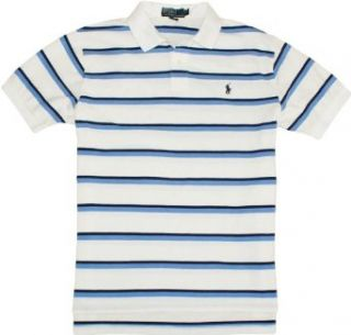 Polo Ralph Lauren Classic Multi Striped Mesh Polo Shirt at  Men�s Clothing store