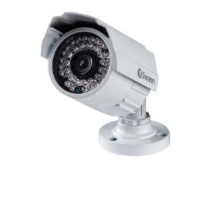 Swann Wired 700 TVL Multi Purpose Day and Night Indoor/Outdoor Security Cameras SWPRO 642CAM US