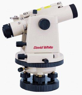 David White LT8 300 26X Level Transit without Optical Plummet   Tools Products