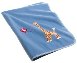 Jungle Magic   Fleece Blanket w/Applique  Baby