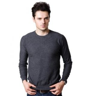 King Deer Optim Men's Wool Solid Cardigan Sweater at  Men�s Clothing store
