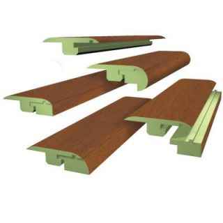 Brazilian Cherry Laminate FasTrim 5 in 1 Moulding Kit DISCONTINUED FTL143727