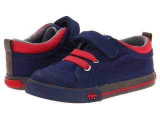 See Kai Run Kids Stevie Boys Shoes (Navy)