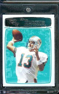 2008 Topps Rookie Progression # 105 Dan Marino   Miami Dolphins   NFL Football Trading Cards