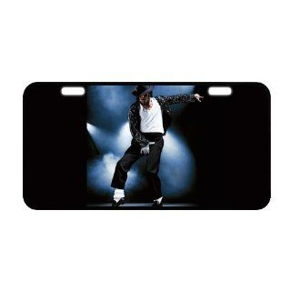 Michael Jackson Metal License Plate Frame LP 118 Sports & Outdoors