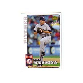 2006 Upper Deck First Pitch #133 Mike Mussina Sports Collectibles