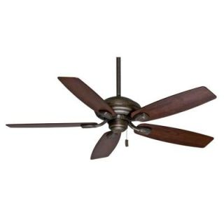 Casablanca Utopian 52 in. Outdoor Aged Bronze Ceiling Fan 54036