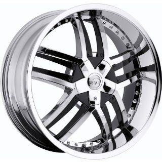 VCT WHEELS LOMBARDI CHROME 6X127/6X5.5 +30   20X9 Automotive