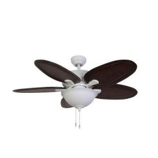 Sahara Fans Halifax 52 in. White Ceiling Fan 10049
