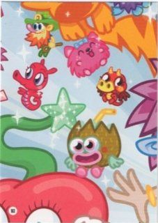 Moshi Monsters Series 3 Code Breakers No. 163 PUZZLE   Code Card Individual Trading Card Toys & Games
