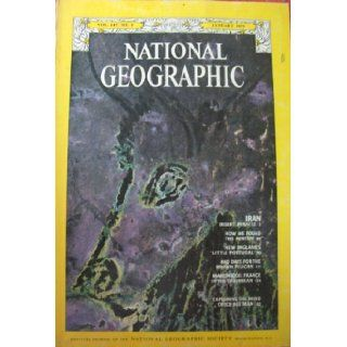National Geographic Magazine, January 1975, Vol. 147 No. 1 National Geographic Society, Gilbert M Grosvenor Books