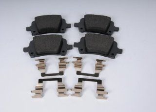 ACDelco 171 1039 OE Service Front Disc Brake Pad Kit Automotive