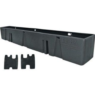 DU HA Truck Storage System   Chevy Silverado Regular Cab (New Body Style), Fits 2007 2012 Models, Dark Gray, Model# 10058