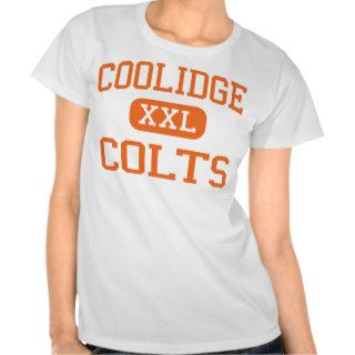 Coolidge   Colts   Senior   Washington Shirts