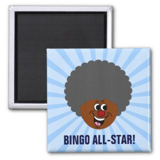 Senior Citizen Center Bingo Night Prize Winner Magnet