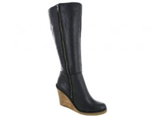 New Lucky Brand Fabulous Black 11 Womens Boots Shoes