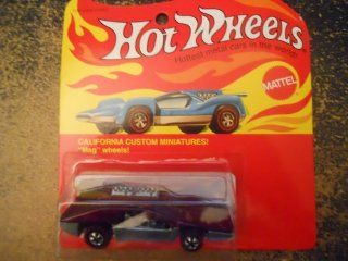 Hot Wheels 30th Anniversary Replica Ford Vicky Toys & Games