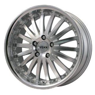 Voxx Borsa Automotive Wheel 20x9.5 Silver Mirror Machined Face and Lip BOR 295 5120 20 SMF Automotive