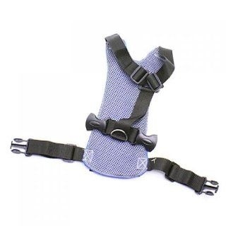 Blue Universal Fit Car Vehicle Dog Pet Seat Safety Belt Harness Chest 40cm   52cm  Automotive Pet Harnesses