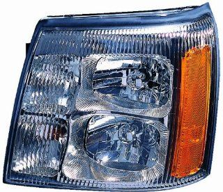 Depo 332 11A7L ASH Cadillac Escalade Driver Side Replacement Headlight Assembly Automotive