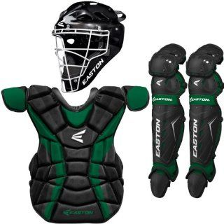 Easton Stealth Force Custom Youth Baseball Catcher's Gear Package  Baseball Catchers Masks  Sports & Outdoors