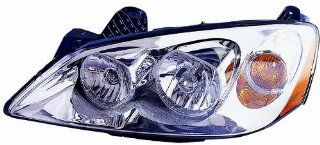Depo 336 1115R AS Pontiac G6 Passenger Side Replacement Headlight Assembly Automotive