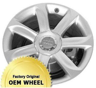 AUDI TT 18X9 7 SPOKE Factory Oem Wheel Rim  SILVER   Remanufactured Automotive