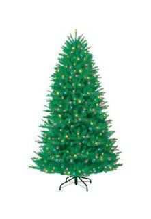 Ge Prelit Grand Fir Christmas Tree