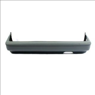 CarPartsDepot 352 20159 20, Rear Bumper Facial Cover Primered Fascia Plastic Automotive