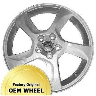 VOLVO S60 17x7 Factory Oem Wheel Rim  SILVER   Remanufactured Automotive