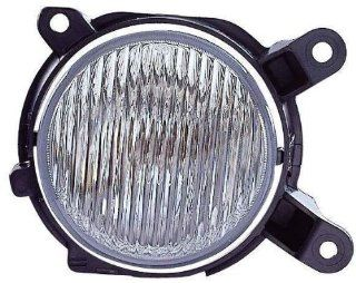 Depo 330 2021R AS Ford Escort Passenger Side Replacement Fog Light Assembly Automotive
