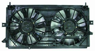 Depo 336 55005 000 Dual Fan Assembly Automotive