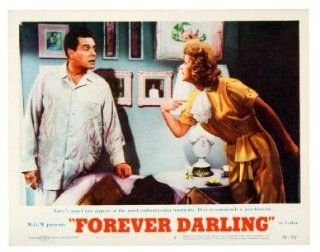 "FOREVER DARLING Lucille Ball Desi Arnaz '56 LC classic ""I Love lucy"" shot Entertainment Collectibles"