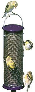 Aspects 377 Thistle Mesh Feeder, Purple   Small (Discontinued by Manufacturer)  Wild Bird Tube Feeders  Patio, Lawn & Garden