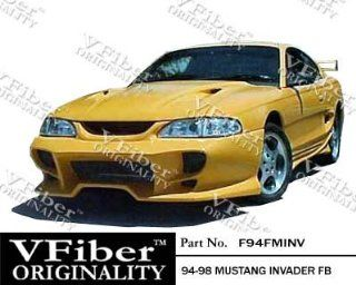1994 1998 Ford Mustang 2dr Body Kit Invader Full Kit Automotive
