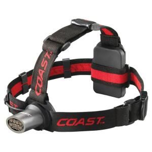 Coast HL44 Dual Color LED Headlamp 19921