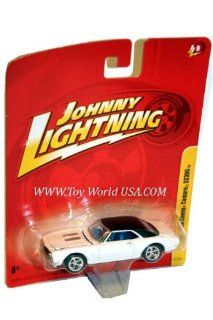 1968 Chevy Camaro SS396 White Diecast 164 Scale Car