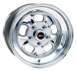 "Weld Racing Rodlite 93 Polished Aluminum Wheel (15x8""/5x4.5"") Automotive"