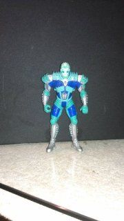 1997 Mr. Freeze Action Figure By Kenner 5 In