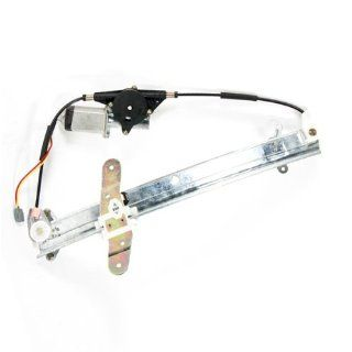 CarPartsDepot 425 30295 12 FRONT WINDOW REGULATOR POWER MOTOR PASSENGER RIGHT SIDE FO1351125 Automotive