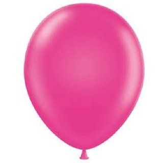 12 HOT PINK LATEX BALLOONS birthday party supplies decoration BRIDAL baby shower