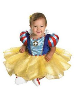 Snow White Toddler Costume 12 18Mos   Toddler Halloween Costume Infant And Toddler Costumes Clothing