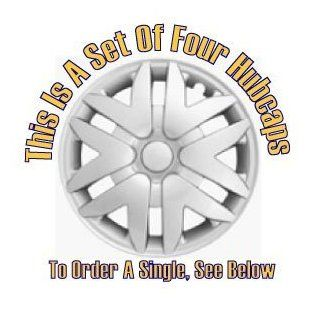 Set of Four Replica 2004 16 inch Toyota Sienna Hubcaps   Wheel Covers Automotive