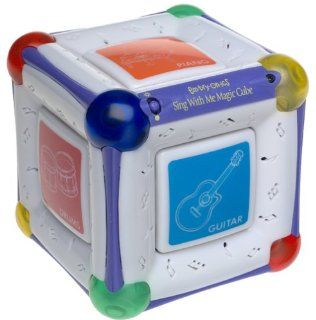 Sing With Me Magic Cube Toys & Games