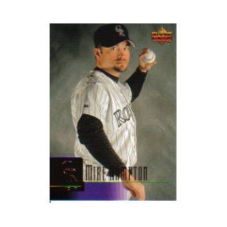 2001 Upper Deck #438 Mike Hampton Sports Collectibles