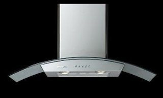 Windster 30W in. H Series Wall Mounted Range Hood